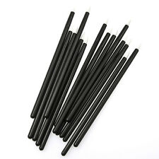 100Pc Cosmetic Makeup Tool Disposable Eyeliner Liquid Wand Applicator Brush BEST