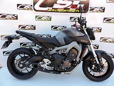 Yamaha FZ-09 / MT-09 Full exhaust system + muffler + header 2014/on CS Racing