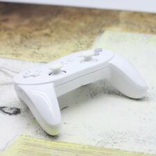 Popular White Wired Classic Pro Controller Console Joypad For Nintendo Wii