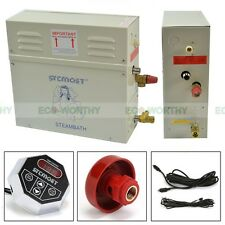New 9KW Steam Generator / Sauna Bath Home Spa Shower & Controller 220V 60HZ