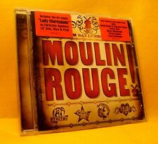CD Moulin Rouge Music From Film 15TR 2001 Soundtrack, Modern Classical, Pop Rock