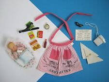 Barbie Vintage Complete Outfit BABY-SITS #953 Free Shipping USA