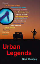 Urban Legends (Pocket Essentials),Nick Harding,New Book mon0000010909