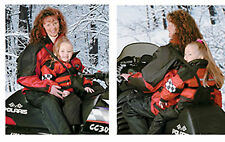 SPI Child Harness KID KARRIER HARNESS Great for Snowmobile, ATV, Motorcycle NEW