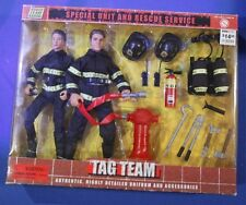Power Team Elite Special Unit & Rescue Service Tag Team Brand New Sealed