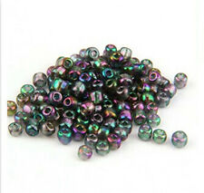 FREE SHIPPING Lots Charm 2mm 1000pcs 15g Czech glass seed beads DIY#18 NEW
