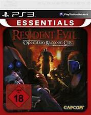 Playstation 3 Resident Evil Operation Raccoon City  Gebraucht/Sehr guter Zustand
