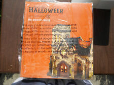 DEPT 56 HALLOWEEN VILLAGE THE HAUNTED CHURCH *Excellent Store Display*
