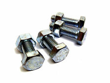 Skyline Downpipe Exhaust Bolt and Nut Set BZP High tensile steel M12