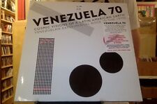 Venezuela 70 Cosmic Visions of a Latin American Earth 2xLP sealed vinyl + DL