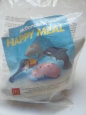 McDONALDS HAPPY MEAL TOYS WATER FUN SHARK 1995 MINT IN SEALED PACKAGING