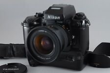 Exc+++++ Nikon F4E+MB-23+Strap with Tamron AF 19-35mm f3.5-4.5 from Japan 211