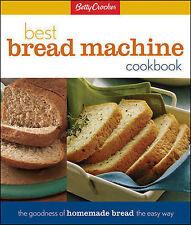 Betty Crocker's Best Bread Machine Cookbook by Betty Crocker (Hardback, 1999)