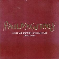 Chaos and Creation in the Backyard [Special Edition] by Paul McCartney 2 CD Set