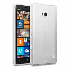 Nokia Lumia 930 Slim TPU Gel Silicone Skin Case Cover - Clear