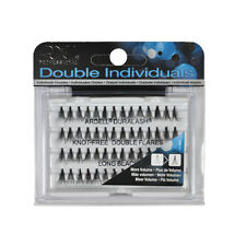 Double Flare Long Duralash by Ardell Individual Natural Black Knot Free