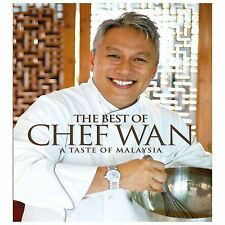 The Best of Chef Wan : A Taste of Malaysia by Chef Wan (2011, Hardcover)