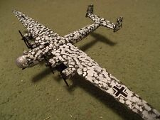 Built 1/144: German HEINKEL HE-274 Bomber Aircraft