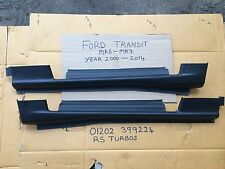 1 x Pair of Ford Transit Sill & Door Step Repair Panels Mk6 MK7 2000-2014 Sills