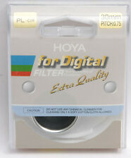 30mm CPL - Photo Filter - Hoya Circular Polarizing Filter - NEW G11