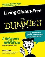 Living Gluten-Free for Dummies by Danna Korn (2006, Paperback)