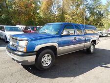 Chevrolet : Silverado 1500 Ext Cab 4X4