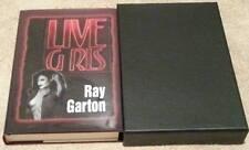 Ray Garton SIGNED Live Girls USHC Cemetery Dance Ltd Edn /500