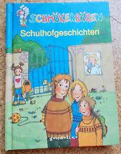 Schmökerbären ~ Schulhofgeschichten ~ Gondolino ~ ab 8 Jahren