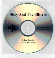 (DQ327) Sissy & The Blisters, Let Her Go - DJ CD