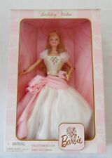 MATTEL COLLECTOR EDITION FIRST IN SERIES BIRTHDAY WISHES BARBIE MINT IN BOX