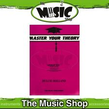 New Master Your Theory Music Tuition Book  - Pink Grade 6 - MYT