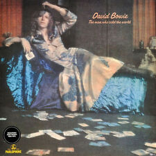 David Bowie - The Man Who Sold The World 180 gram LP - Sealed - NEW COPY