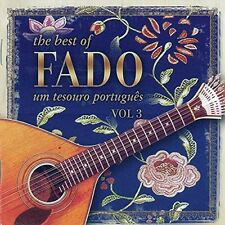 Best Of Fado: Um Tesouro 3 (2005, CD NEUF)