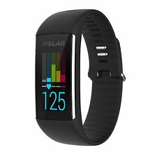 Polar A360 Activity Tracker with Wrist Heart Rate Monitor - Black (L) - 90057424