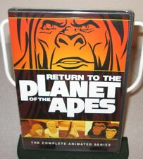 Return To PLANET OF THE APES Complete Animated Series SEALED NEW US DVD Set 2006