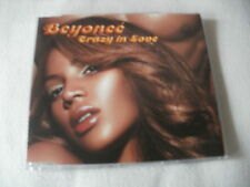 BEYONCE - CRAZY IN LOVE - 4 TRACK UK CD SINGLE
