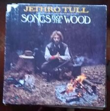 LP - JETHRO TULL - SONGS FROM THE WOOD