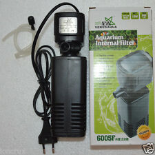 AQUARIUM FISH TANK VENUS AQUA INTERNAL POWER FILTER (6005F) AF008092