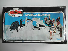 Vintage Star Wars Kenner 1980 esb imperial Attack base misb sealed rare!!!