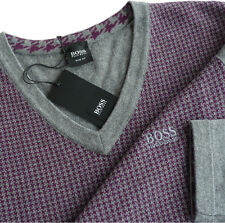 %%% Excl. HUGO BOSS Pullover Gr.XXL, SLIM FIT, Form: BARVIN %%%