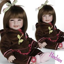 "Adora Workout Chic Charisma Dolls,20""  Vinyl and Cloth 20-inch Baby Doll"