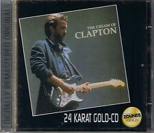 Clapton, Eric The Cream of Clapton - Best Of Zounds 24 Karat Gold CD Superrar