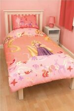 Disney Princess Rapunzel 'Tangled' Single Quilt Duvet Cover Set