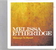Melissa Etheridge-Message To Myself Promo cd single