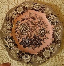 """THE SPODE ARCHIVE COLLECTION """"JASMINE"""" 2 SALAD PLATES 9.5"""" NEW MADE IN ENGLAND"""