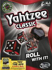Hasbro yahtzee classic board game new & sealed