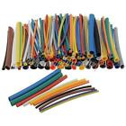 144pcs Assortment Ratio 2:1 Heat Shrink Tubing Tube Sleeving Wrap Wire Cable Kit