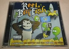 Monkeys for Nothin' And The Chimps for Free by Reel Big Fish (CD & DVD 2007) VGC
