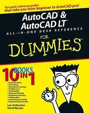 AutoCAD & AutoCAD LT All-in-One Desk Reference For Dummies (For Dummie-ExLibrary