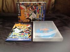 GOTCHA FORCE Nintendo Gamecube GCN Wii NTSC J Japan CAPCOM gatcha force CAPCOM